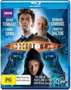 The End of Time Region B Australian Blu-ray cover