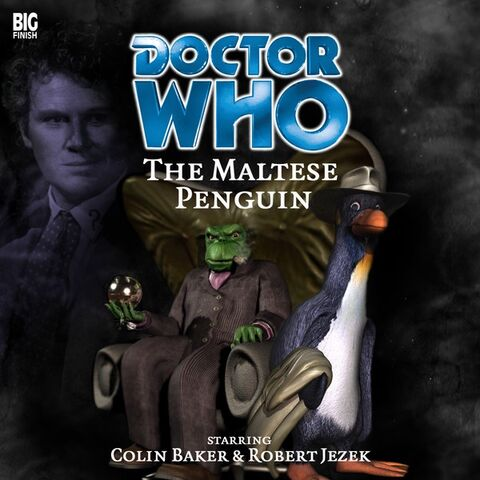File:The Maltese Penguin cover.jpg