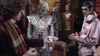 Fourth Doctor   Tardis   FANDOM powered by Wikia