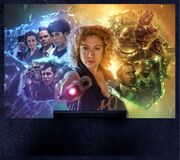 The Diary of River Song Series Six textless