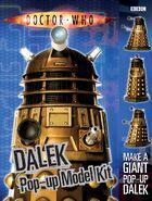 Dalek Popup Model Kit