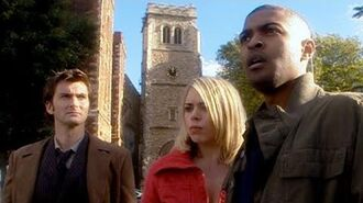 A Parallel London?! (HD) Rise of the Cybermen Doctor Who