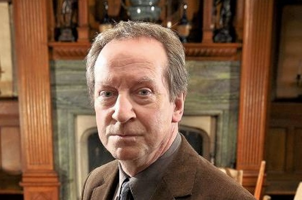 Bill Paterson the witches