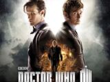 Doctor Who - The Day of the Doctor and The Time of the Doctor (soundtrack)