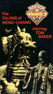 The Talons of Weng-Chiang VHS US cover