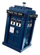 Lego TARDIS exterior