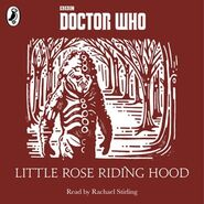 Little Rose Riding Hood audiobook cover