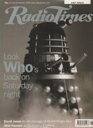 RT 1999 13 11 1999 Dalek cover