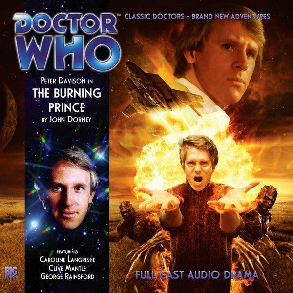 Torchwood Burning Series
