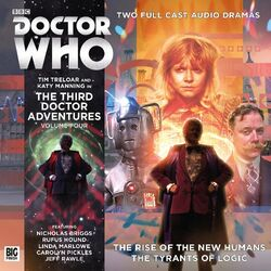 The Third Doctor Adventures Volume 4