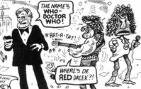 Doctor Who DWM 138