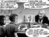 First Doctor comic stories