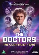 The Colin Baker Years (DVD box set)