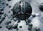 Toclafane-sphere