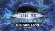Doctor Who Confidential The 11th Doctor logo