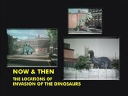 Now and Then Invasion of the Dinosaurs