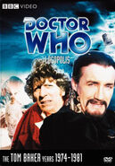 Logopolis DVD US cover