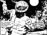 Lunar Lagoon (comic story)