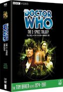 The E-Space Trilogy DVD US cover