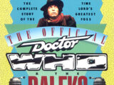 The Official Doctor Who & the Daleks Book