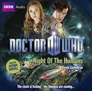 Night of the Humans Audiobook
