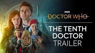 The Tenth Doctor and Donna Return! The Tenth Doctor Audio Adventures Doctor Who