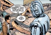 Time War Cybus Cyberman