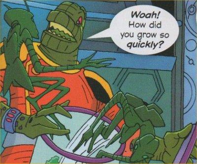 Pet Panic (comic story) | Tardis | FANDOM powered by Wikia