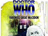 Farewell Great Macedon (script)