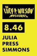 Lucy Wilson - 8.46