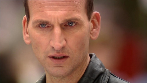 File:Ninth Doctor mourns Time War The End of the World.jpg