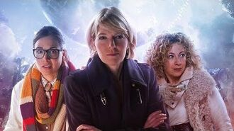 River Song Meets UNIT UNIT Incursions Trailer Doctor Who