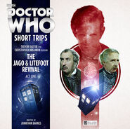 The Jago & Litefoot Revival Act One Smith