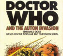 Doctor Who and the Auton Invasion (novelisation)