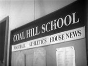 Coal Hill School AUC