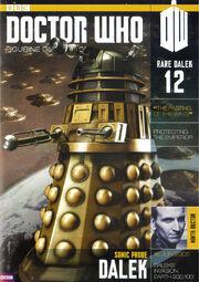 DWFC Rare Dalek 12 Sonic Probe