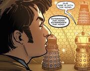 Dalek Prime explains (Defender of the Daleks)