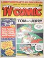 TV Comic 1411 Front Cover