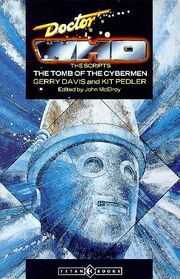 Tomb of the cybermen script