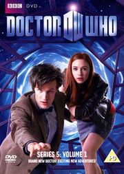 Doctor Who Series 5, Volume 1 (DVD)