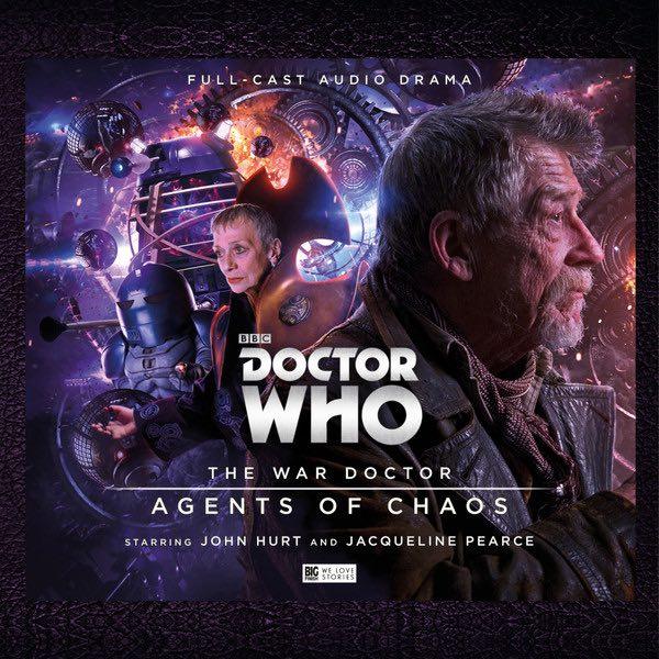 Agents Of Chaos Audio Anthology Tardis Fandom