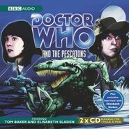 DW and the Pescatons UK BBC Audio CD cover