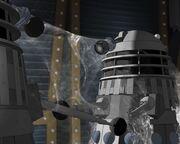 Daleks lie inactive
