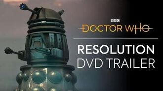 EXTERMINATE! New Year's Day Special DVD Trailer Doctor Who Resolution
