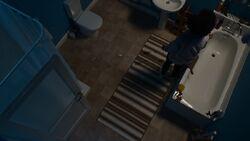 Moira's flat bathroom 2