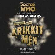 Doctor Who and the Krikkitmen audiobook