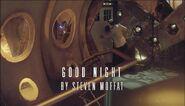 Good Night title card