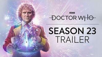 Season 23 Trailer The Collection Doctor Who