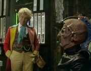 Six Watches Davros Postulate