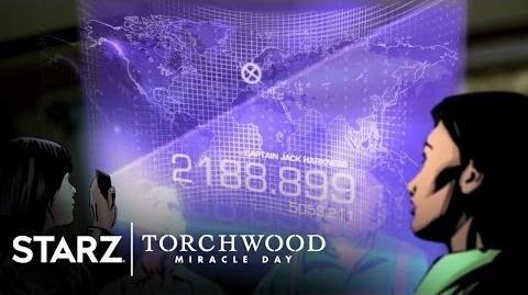 Torchwood Web of Lies - Gwen
